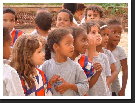Children in Brazil