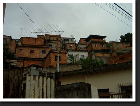 Favellas (Slums) in Brazil
